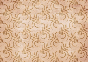 Free Vector Western Flourish Seamless Pattern - Free vector #382013