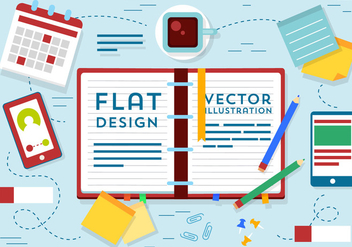 Free Digital Media Vector Elements - Free vector #382333