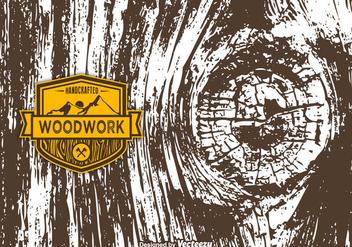 Free Vector Wood Texture - vector #383413 gratis