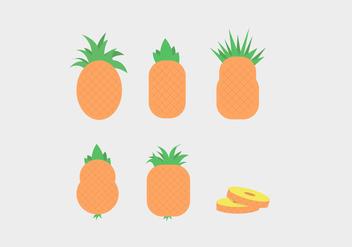 Ananas Vector - Free vector #384593