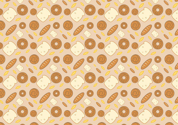 Free Bread Vector - бесплатный vector #384643