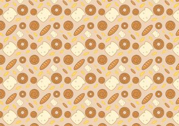 Free Bread Vector - Kostenloses vector #384643