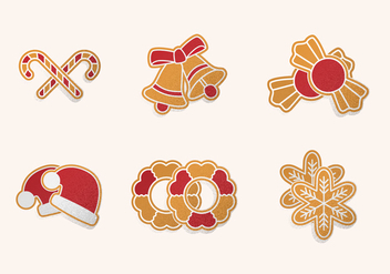 Brown Ginger Bread - vector #385663 gratis