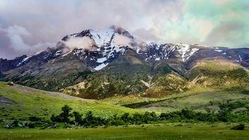 Torres del Paine - image gratuit #387073