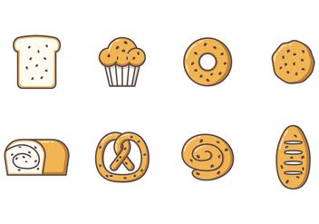 Free Raisins Bread Vector - Free vector #387523