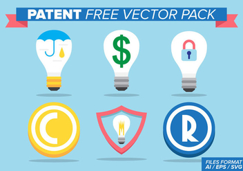 Patent Free Vector Pack - Free vector #387773