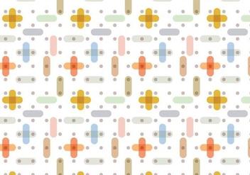 Transparency Geometric Pattern - Free vector #388473