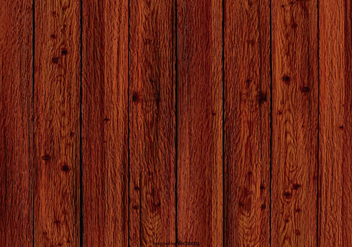 Dark Vector Wood Background - бесплатный vector #391103