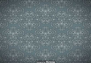 Vintage Ornamental Seamless Pattern - vector gratuit #392193