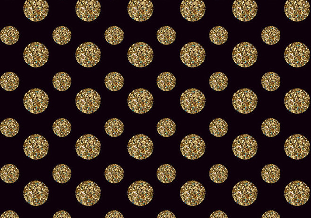 Free Vector Glitter Dots Pattern - Free vector #393553