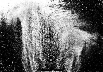 Grunge Overlay Texture Vector - vector gratuit #393593