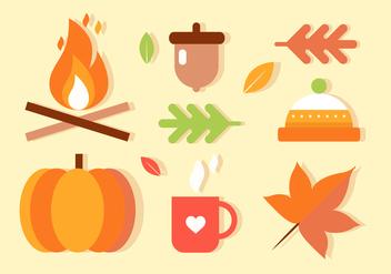 Free Autumn Vector - Free vector #393743