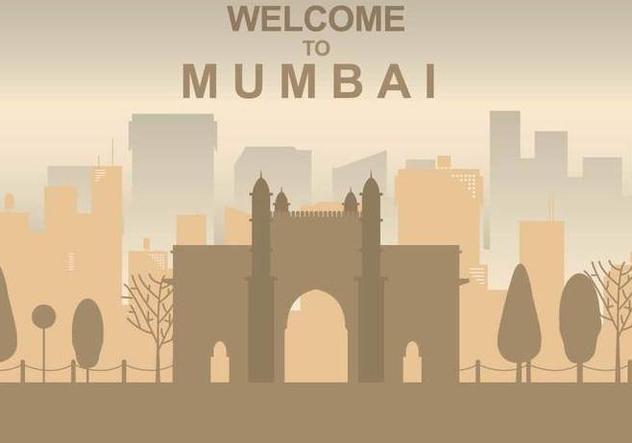 Free Mumbai Illustration - Free vector #394723