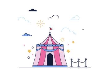 Free Circus Vector - Kostenloses vector #394913