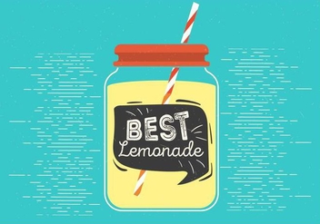 Free Vector Lemonade - бесплатный vector #397493