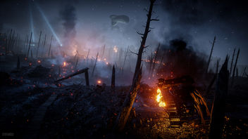 Battlefield 1 / No Mans Land - Free image #397553