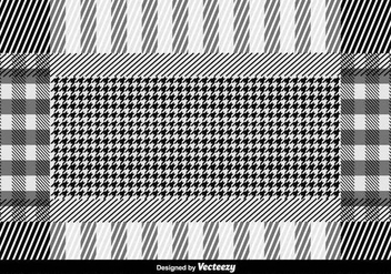 Vector Keffiyeh Vector Pattern - бесплатный vector #397883