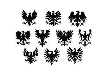 Free Polish Eagle Vector - Free vector #398863