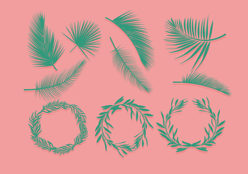 Palm Sunday Vector - vector gratuit #399773