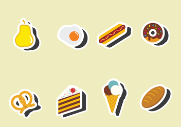 Fridge Magnet Vector - Free vector #399833
