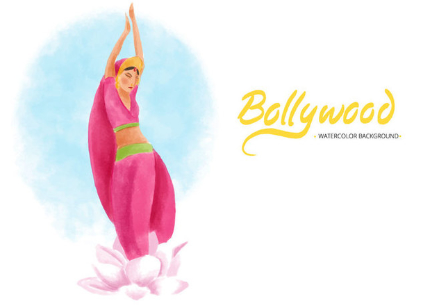Free Bollywood Background - бесплатный vector #402443