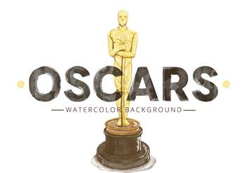 Free Oscar Statue - бесплатный vector #402553