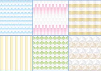 Soft Gradient Textures - бесплатный vector #403233