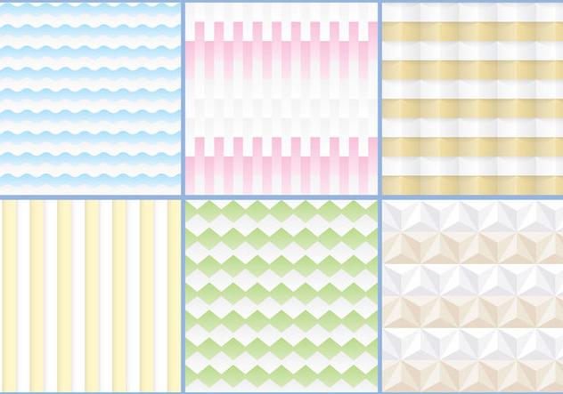 Soft Gradient Textures - Kostenloses vector #403233