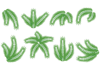 Palm Sunday Vector Pack - vector gratuit #403293