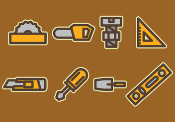 Construction and Level Vectors - vector gratuit #403333