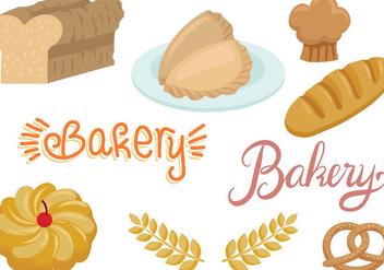Free Bakery Vectors - Free vector #403813