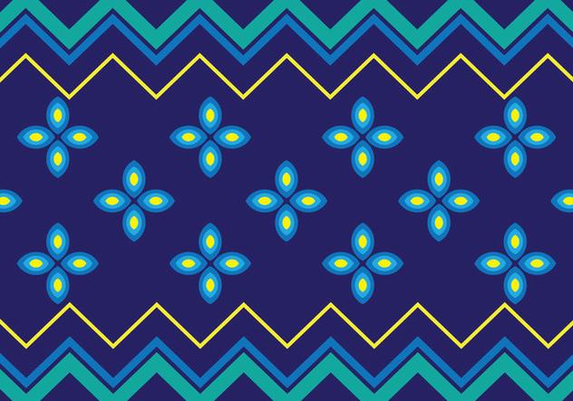 Traditional Songket - бесплатный vector #405243