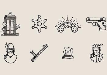 Tardis Icon - Free vector #405543