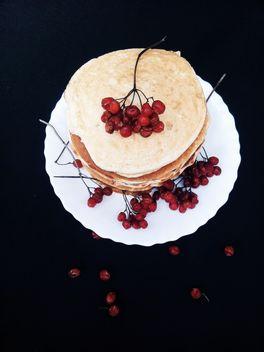 Pancakes - image gratuit #409203