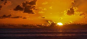 Volcanic Sunrise - Free image #410073