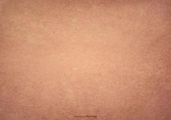 Brown Vector Paper Texture - Free vector #412743