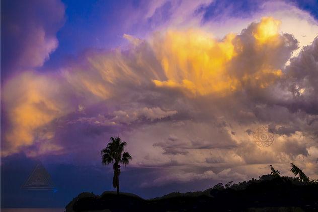 dynamic sacred sunset - Free image #413133