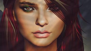 Lara Bento Mesh Head 2.0 by Akeruka &