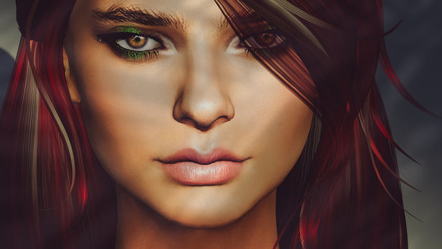 Lara Bento Mesh Head 2.0 by Akeruka &
