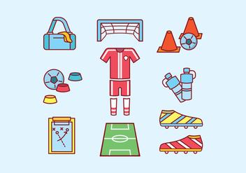 Free Football Vector - Kostenloses vector #413383