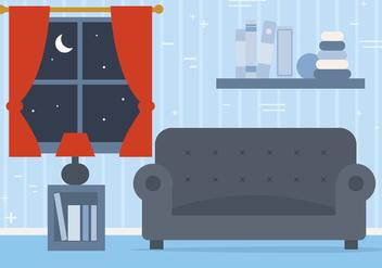 Free Vector Livingroom - Free vector #413603