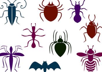 Free Pest Control Vectors - Kostenloses vector #413783
