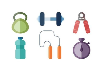 Free Fitness Vector - Free vector #414223