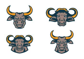 Free Buffalo Vector - Free vector #414483
