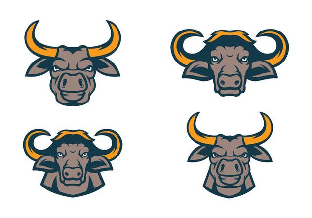 Free Buffalo Vector - Kostenloses vector #414483