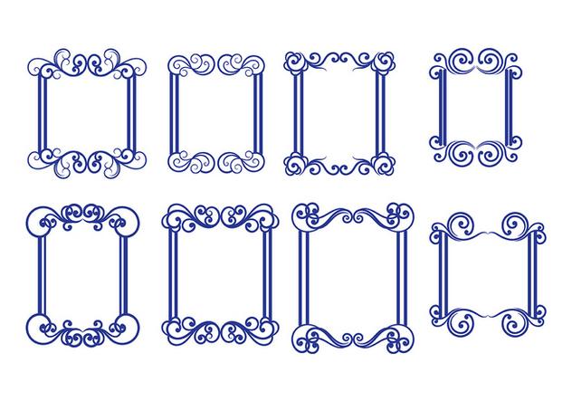 Cadre Vector - Kostenloses vector #414553