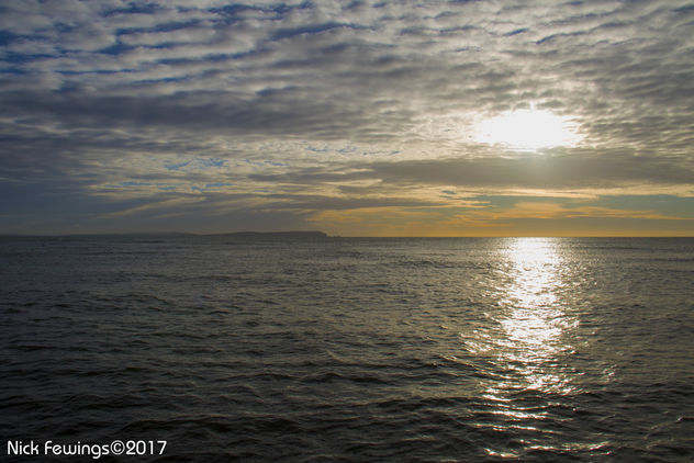 January Sunrise - Free image #414563