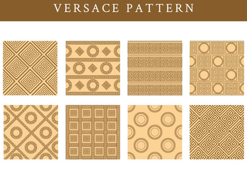 Free Versace Vector - Free vector #414713