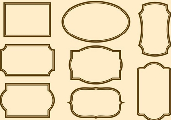 Free Cadre Vector Collections - Free vector #415473