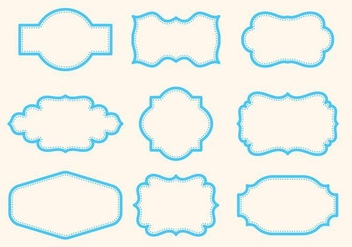 Free Cadre Vector Collections - Free vector #415483